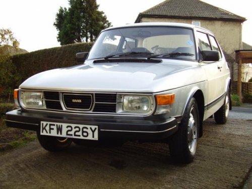 Saabs For Sale >> Saab 99 GL 1982 • Saab99.Net